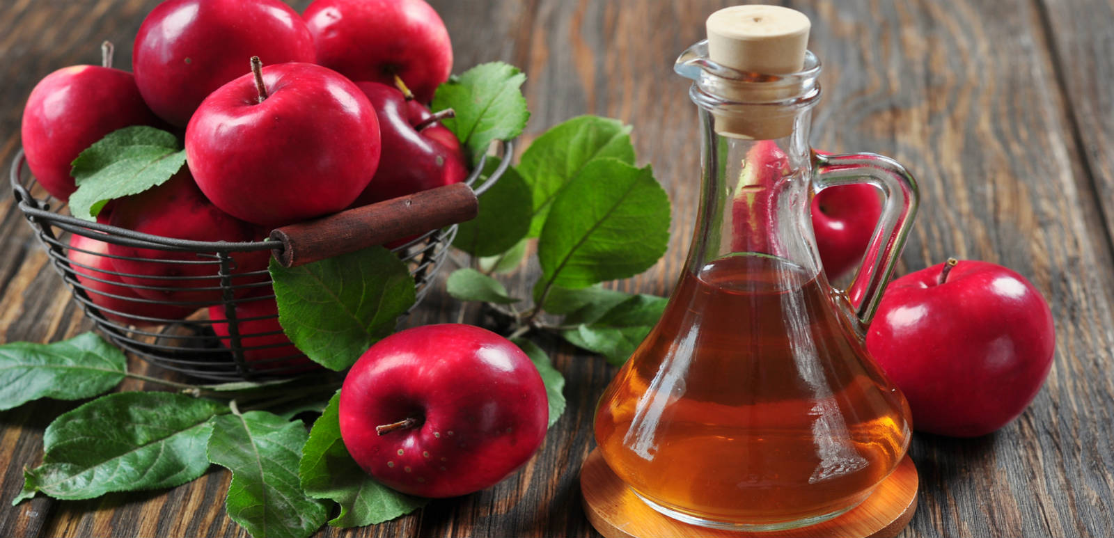 Apple Cider Vinegar Featured