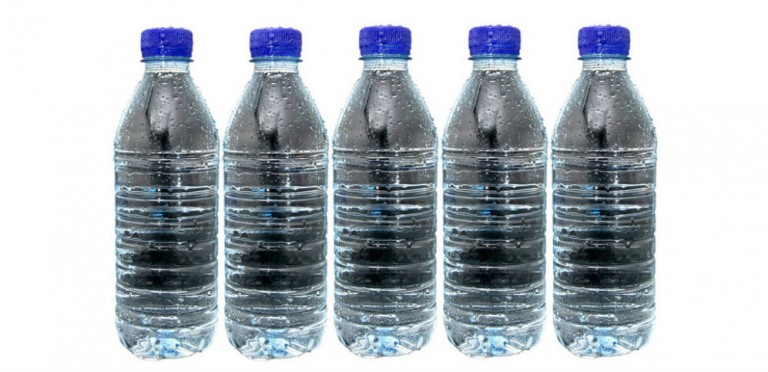 Why You Should Be Worry About the Markings on the Bottom of a Bottled Water?