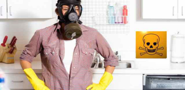 Toxic Chemicals Present in Your Homes