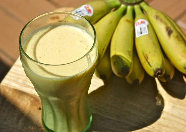 Melt Your Belly Fat - Banana Smoothie