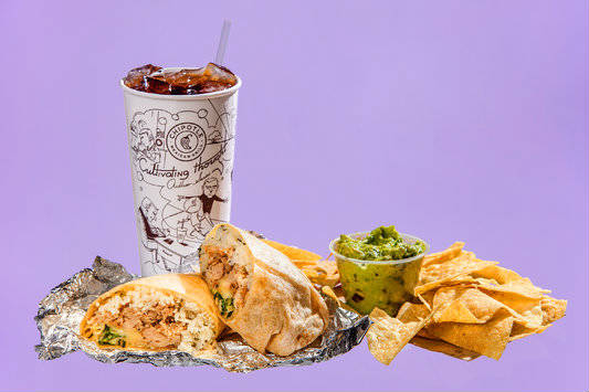 What 2000 Calories Looks Like - Chipotle