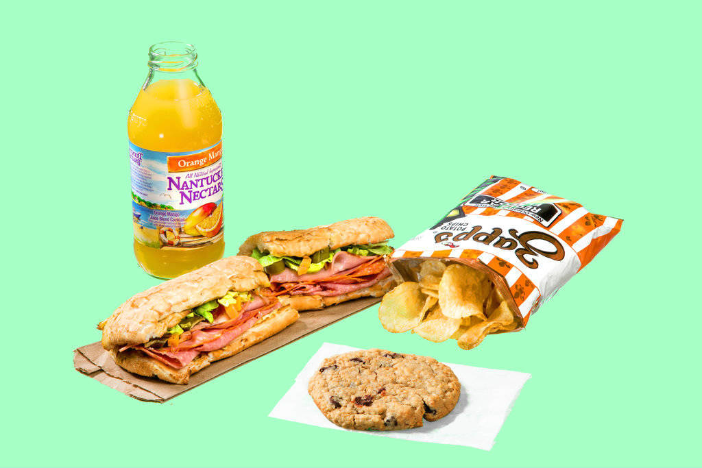 Healthy Fast Food Lunch Under  Calories