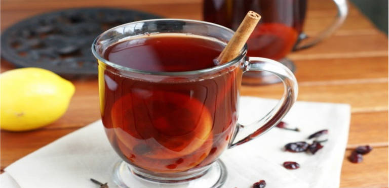 Cranberry Tea to Strengthen Immunity and Get Rid of Escherichia Coli Featured