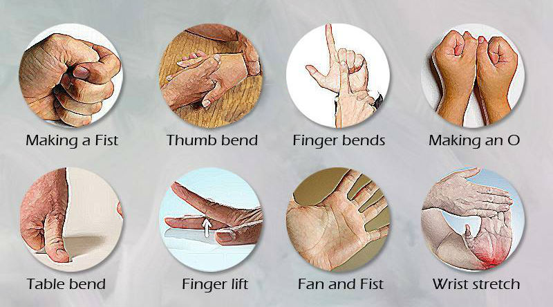 8 Hand Exercises to Ease Arthritis Pain