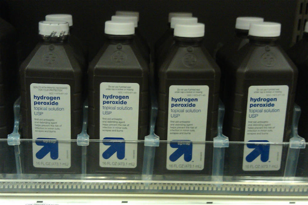 40 Reasons Why You Need Hydrogen Peroxide