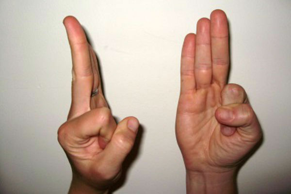 Relieve Difficulties in a Matter of Hours With Your Finger Positions