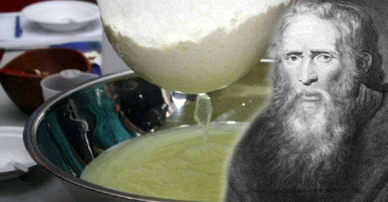 He Drank This and Lived For 152 Years