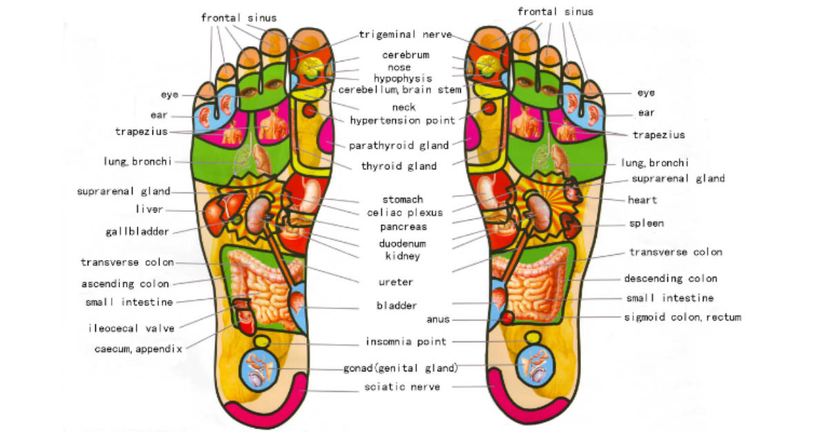 10 Health Benefits of Foot Reflexology Massage