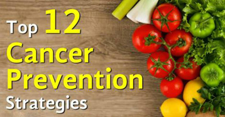 12 Proven Cancer Prevention Strategies and Tactics