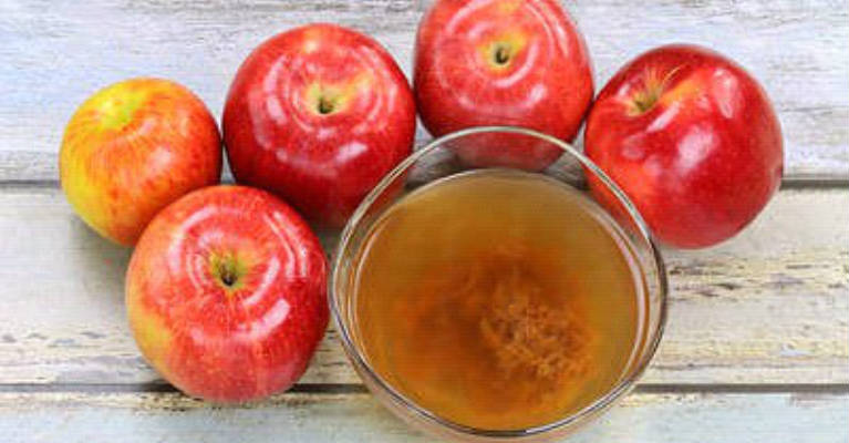 3 Powerful Remedies for Hair Growth - Apple Cider Vinegar