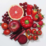 Lymphatic System - Eat red foods