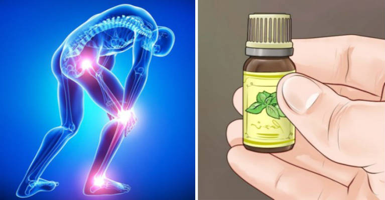 Rub These Essential Oils Directly on Your Sciatic Nerve ...