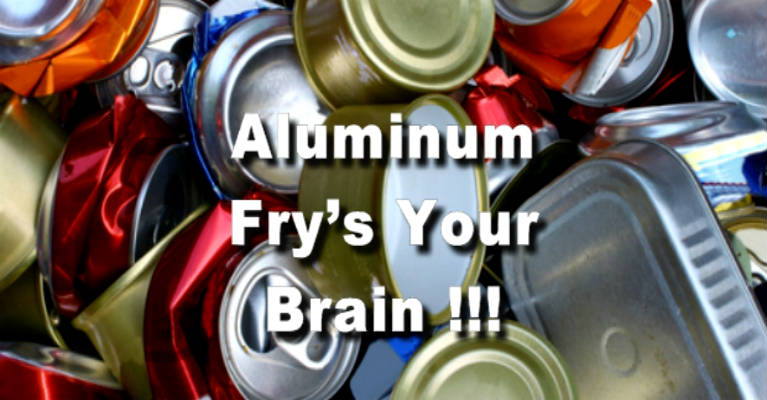 Scientific Evidence The Link between Alzheimer's & Aluminum You Shouldn't Ignore