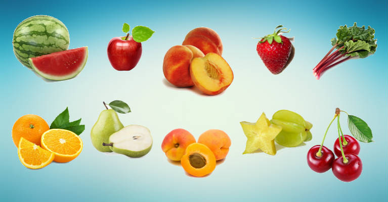Top 10 Low-Carb Fruits for the Diabetic Diet - Featured