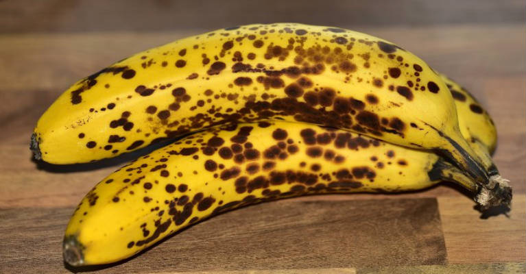 Image result for Black-Spotted Bananas
