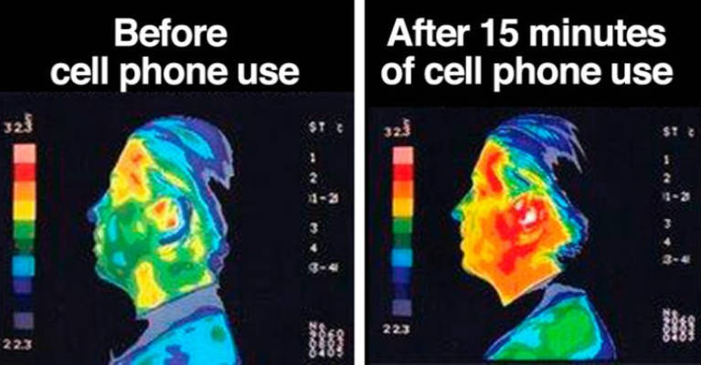 harmful effects of cell phones essay