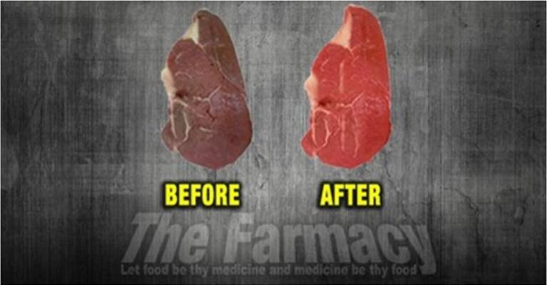 "FDA Approved: Toxic Decayed Meat Being Sold As ""Fresh"""