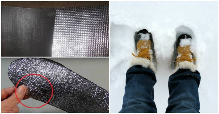 After You Read This You'll Never Again Have Cold Feet! The Best Trick To Keep Your Feet Warm!