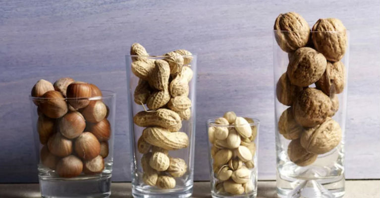 Here's What Happens When You Eat Too Many Nuts