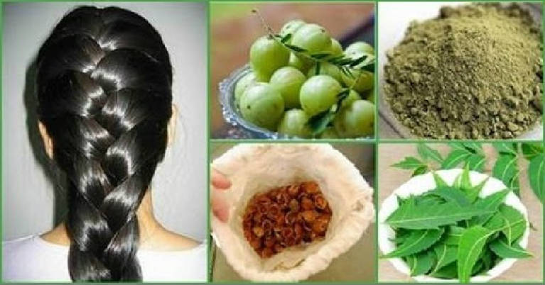 Homemade Oil for Hair Growth