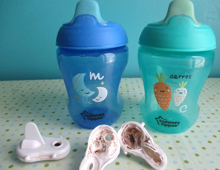 Protect Your Kids From These Mold-Prone Sippy Cups