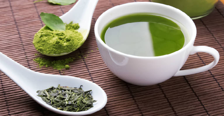 Teen Was Drinking 3 Glasses Of Green Tea Per Day