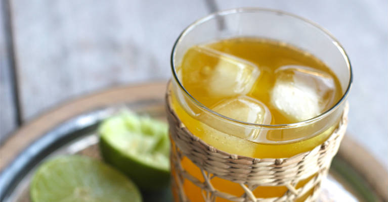 Turmeric Lime Soda To Soothe Stomach Issues and Eliminate Pain – Delicious and Easily Absorb-able!