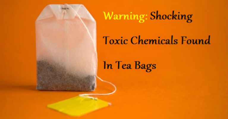 Warning Shocking Toxic Chemicals Found In Teas featured