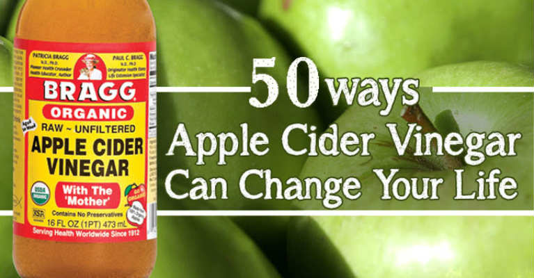 An Amazing List of 50 Uses for Apple Cider! Vinegar – Plus Instructions on How to Consume It Without Gagging!