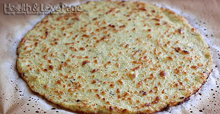 Cauliflower and Chia Seed Crust with Heart Cancer Prevention and Brain Benefits