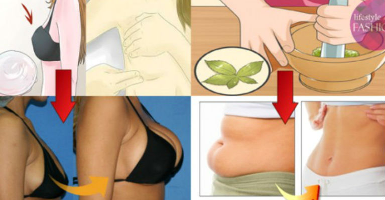 Reduce Belly Fat in No Time Drinking This Before Bedtime