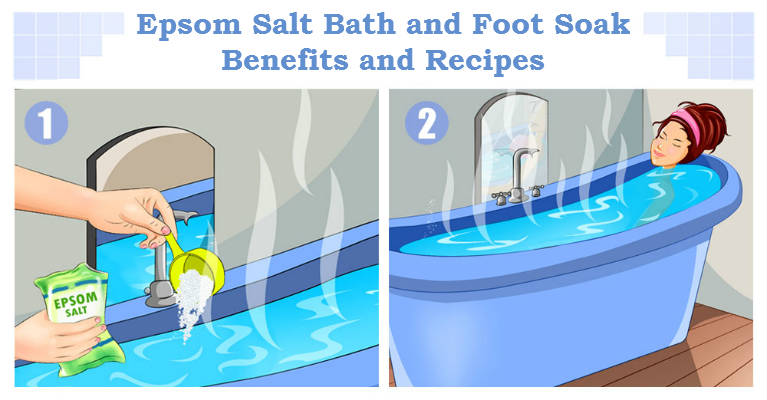 epsom salt bath and foot soak benefits and recipes workout pain in ballet folklorico class ballet