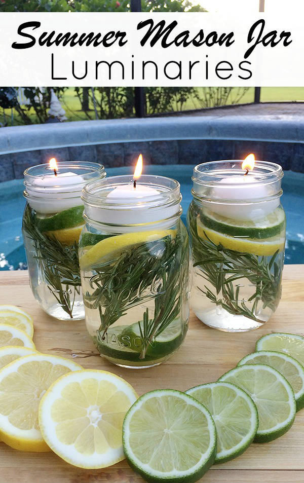 Keep Bugs Away With This Non-Toxic Mason Jar Repellent