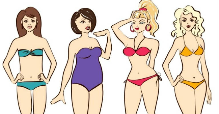 This is How to Lose Weight for Your Body Type!