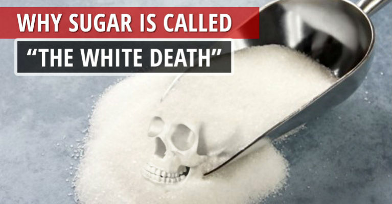 Why Sugar Is Called The White Death and the Sugar Cancer Connection