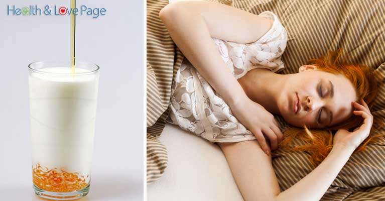 Honey Milk: A Natural Sleep Remedy That Will Put You to Sleep Fast!