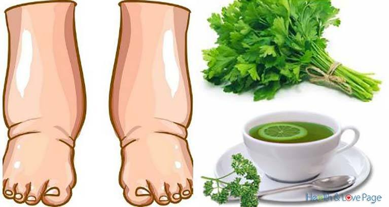 This Powerful Homemade Tea Cures Swollen Legs in Few Days