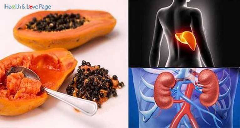 Start Eating Papaya Seeds Right Now – A Magical Cure For Gut, Liver, Kidney, Cancer And…