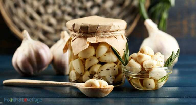 Your Natural Garlic Juice Recipe To Purify Blood Naturally