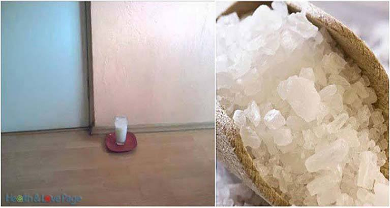 Put a Glass of Water With Grain Salt, Vinegar and Water in Any Part of Your House. After 24 Hours, You'll be Very Surprised!