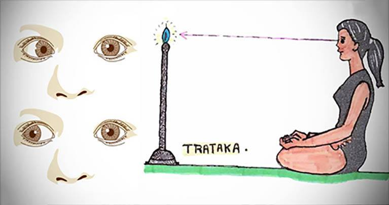 8 Trataka Exercises For Good Health Of Your Eyes