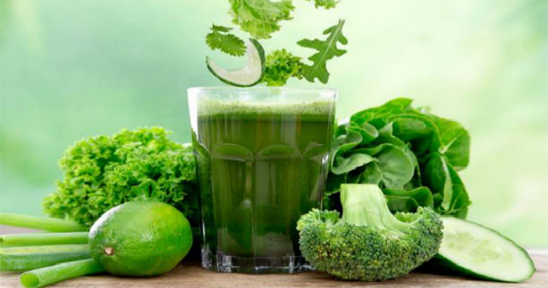Green Juices for Lowering Cholesterol Levels FAST