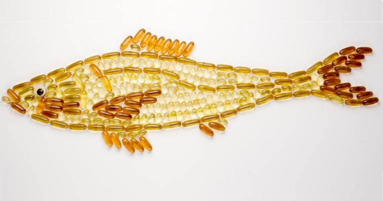 How Fish Oil Heals Your Heart after a Heart Attack