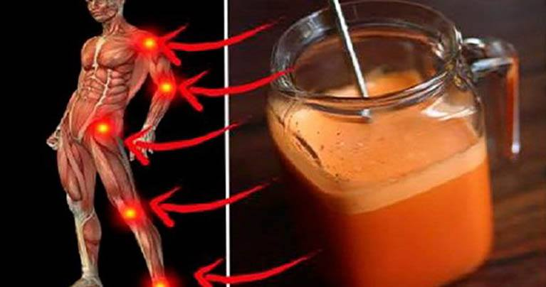 Super Powerful Remedy to Treat Bone and Joint Pain!