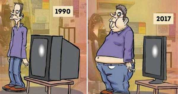 14 Then vs. Now Pictures That Show How Times Have Changed