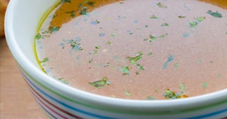 Medicine in a Cup the Ginger-garlic Soup That Fights the Cold, Flu and Sinus Infections