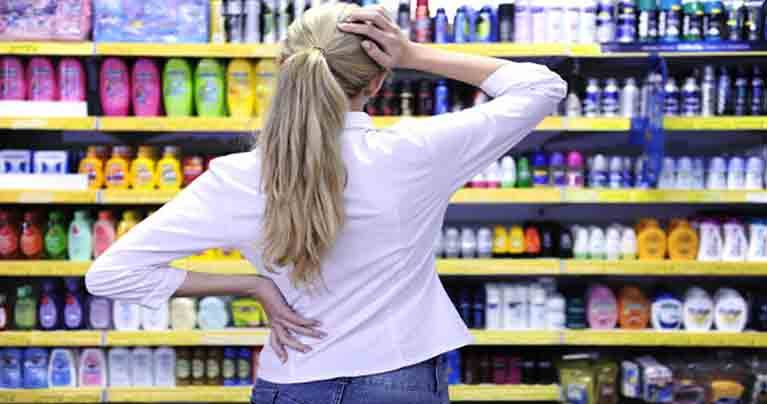 Nearly 100 Shampoo Brands Contain Illegal Cancer-Causing Chemicals