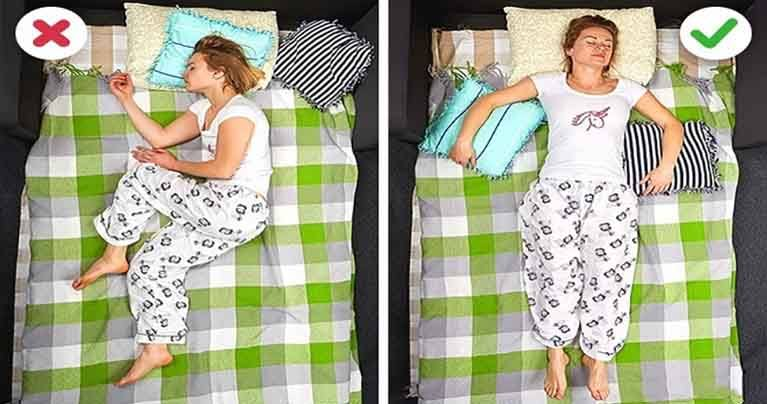 Fix All of Your Sleeping Problems With These Science Tips