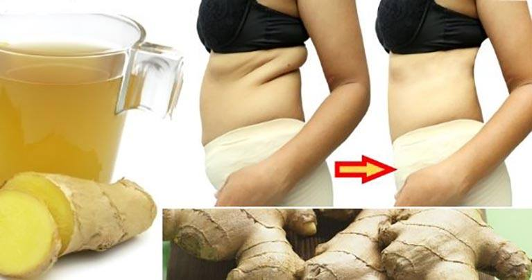 The Best Ways to Use Ginger to Lose Weight and Belly Fat