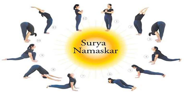 Why to Practice These 12 Surya Namaskar Steps Every Morning?